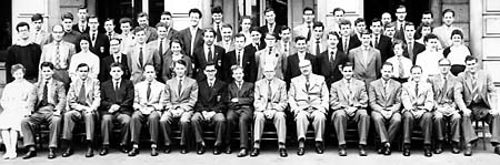 Staff and Research Students 1959