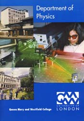 Departmental Brochure 1993