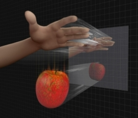 In a lower dimension: Could the world be simpler than our senses suggest?