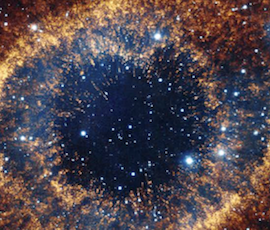 VISTA telescope image
