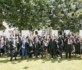 physics graduates
