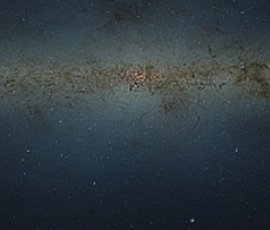 VISTA creates huge nine-gigapixel zoomable image of 84 million stars
