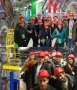 QMUL PsiStar students in visit at CERN